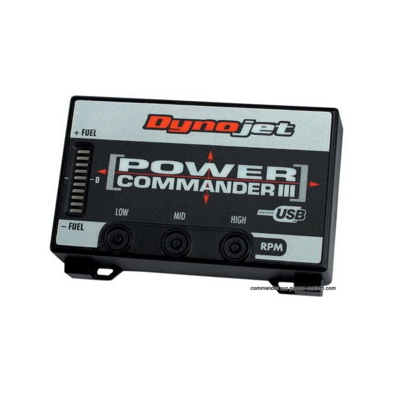 Power Commander Suzuki VL1500 de 2005 à 2008