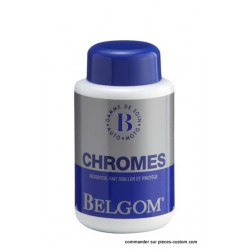 Belgom Chrome 250cc