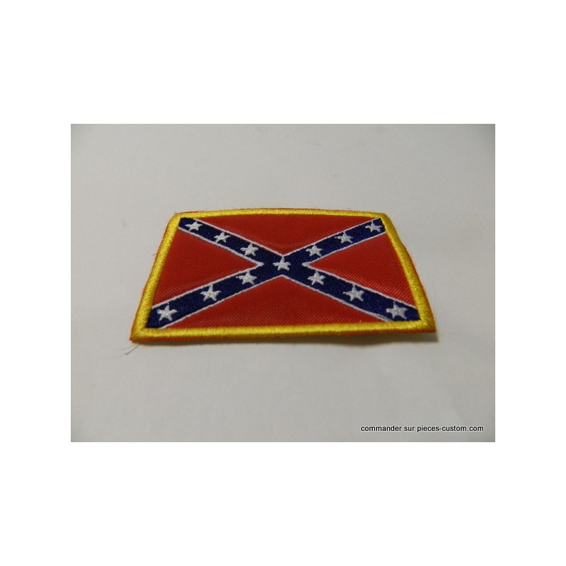 "Patch ""Drapeau Sudiste"""