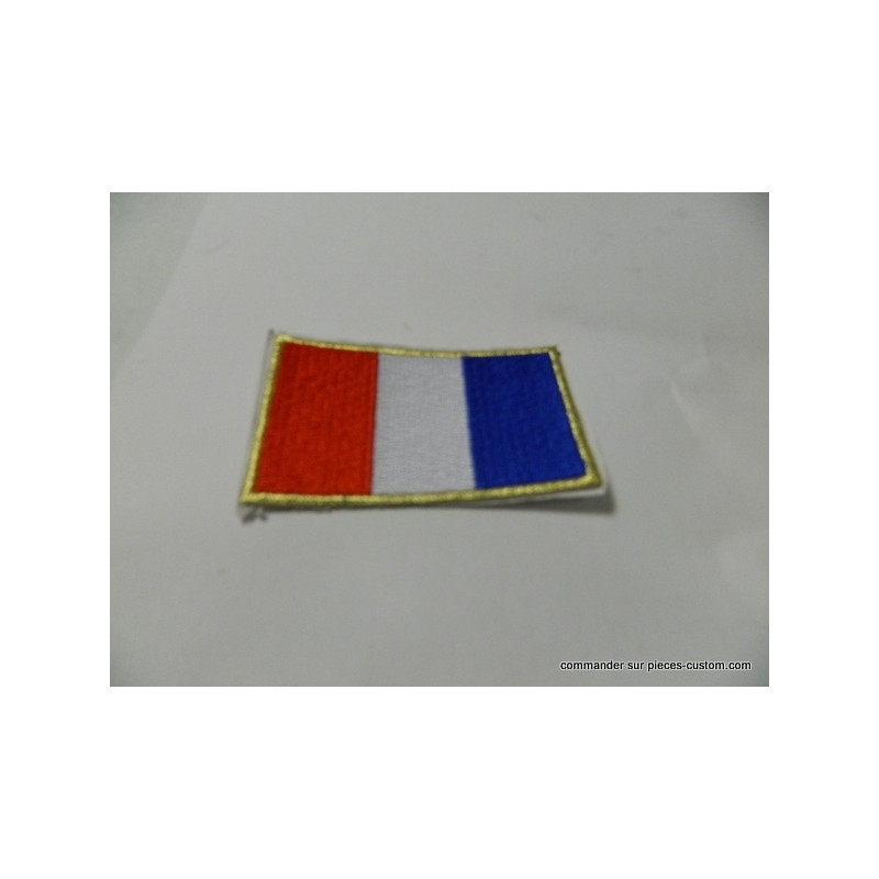 "Patch "" Drapeau Français """