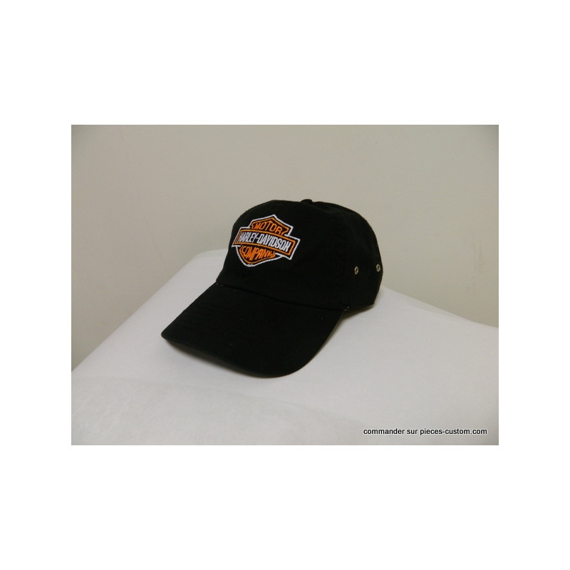 Casquette type Harley