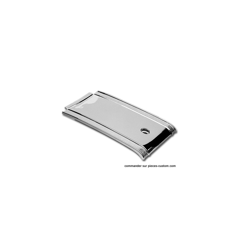 Tank panel chromé Softail de 83-95
