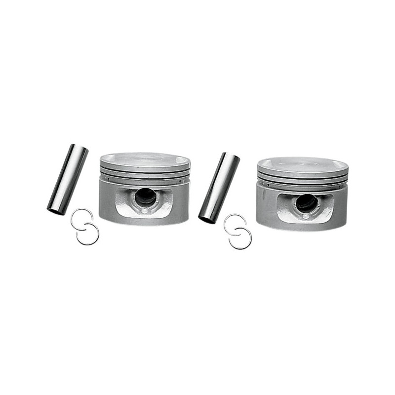 Piston cote standard Big Twin 1340cc