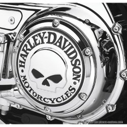 Trappe d'embrayage Skull Sportster 2004 à 2017