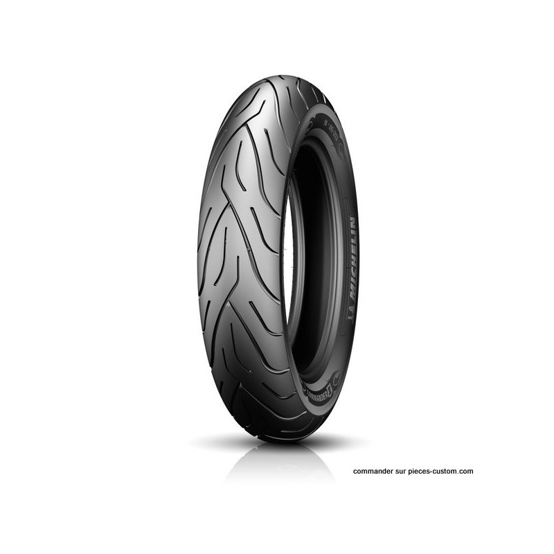 Pneu Michelin Commander II avant 130/90-B16