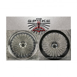 Roue avant King Spoke double disque 21X3.5