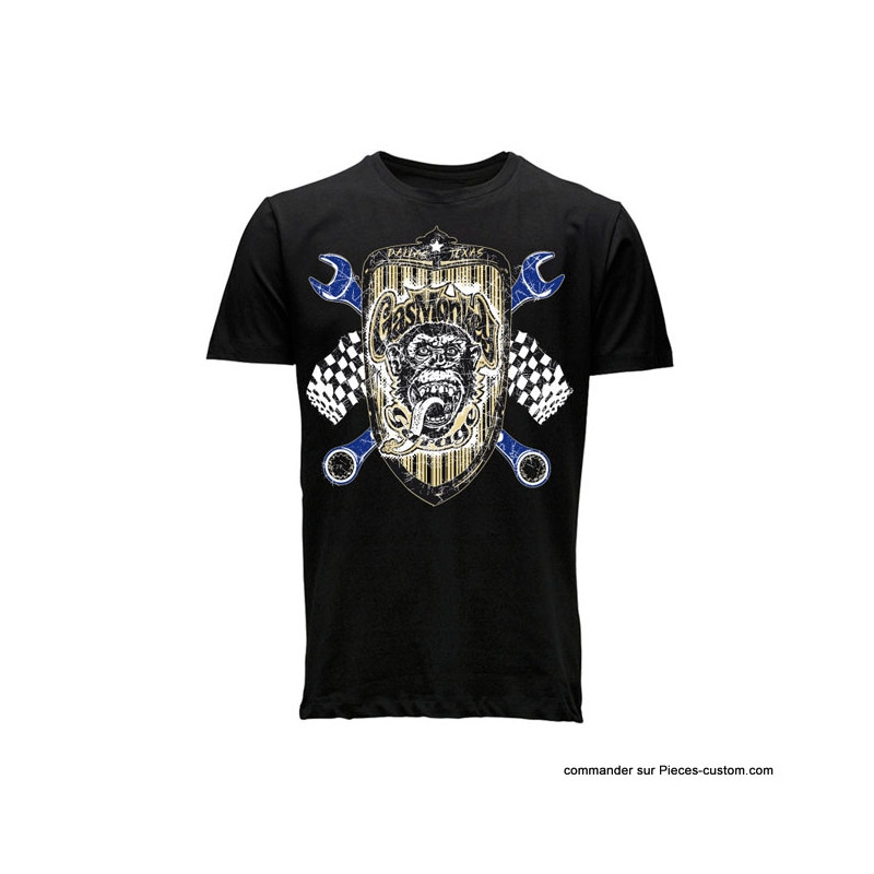 T-shirt Wrench de Gas Monkey