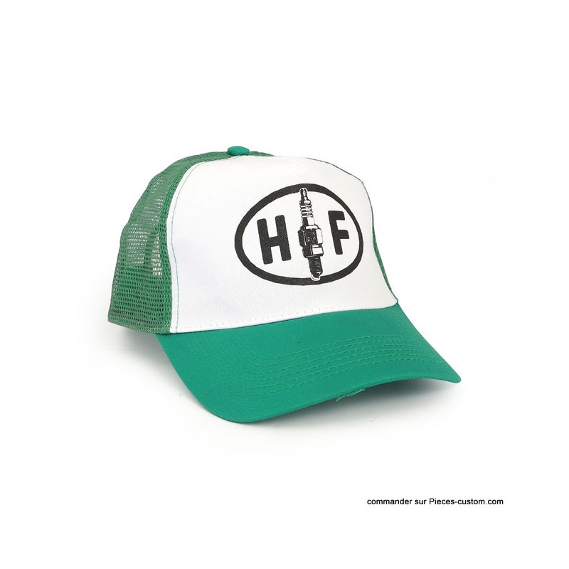 Casquette Garage Holy Freedom Verte