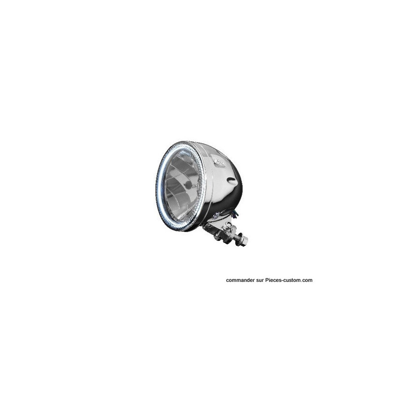Phare Led-Ring Chrome