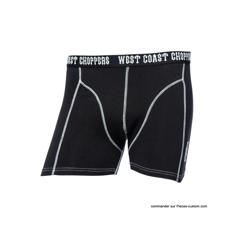 Boxer stretch West Coast Choppers Noir