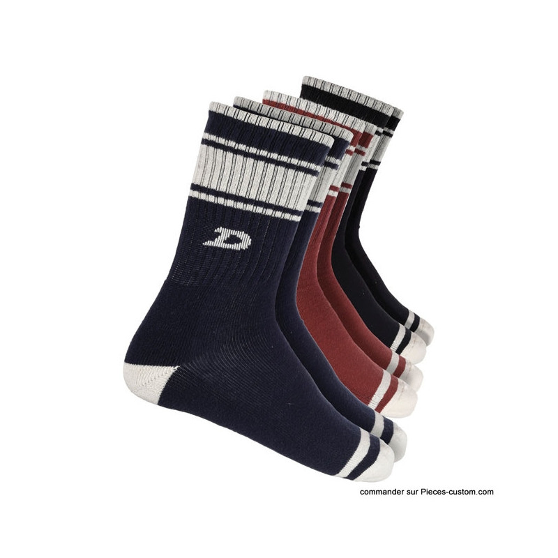 Chaussettes Dickies Rock falls  3Paires