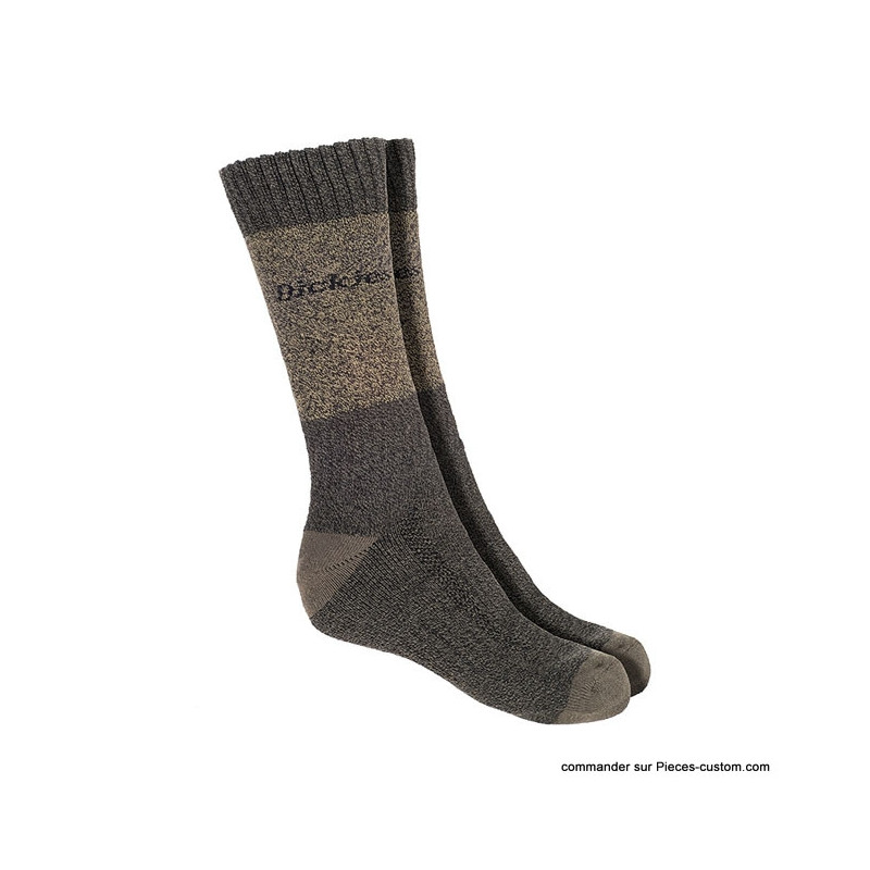 Chaussettes Dickies Kaki 2Paires