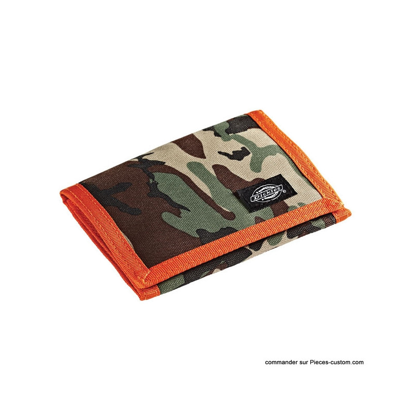 Porte-feuille Dickies Camouflage