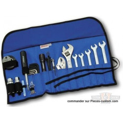 Kit outils Roll-up par CruzTools