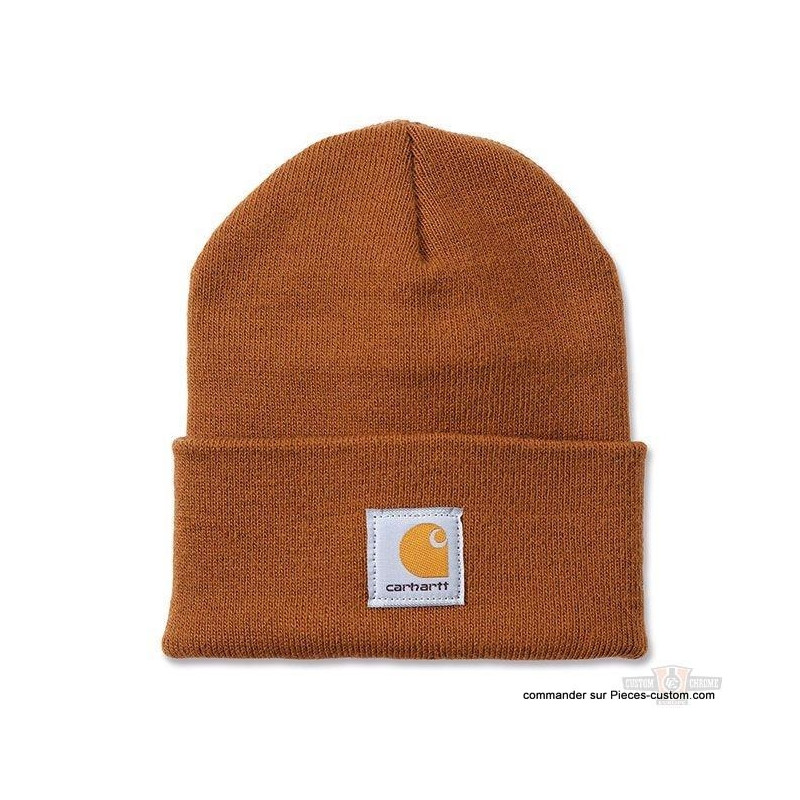 Bonnet Watch Carhartt Marron Carhartt