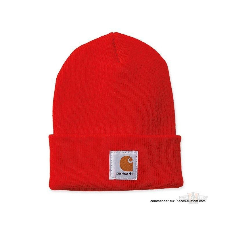 Bonnet Watch Carhartt Orange