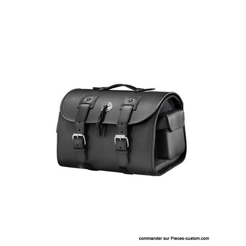 Sacoche en cuir pour top case 40x28x24cm Highway Hawk