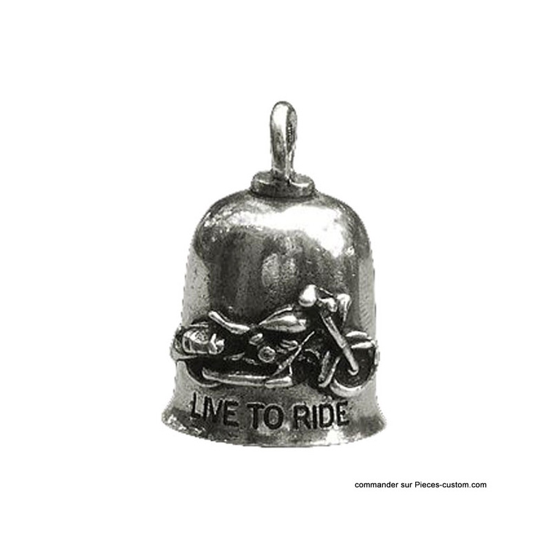 Guardian Bell Live to Ride
