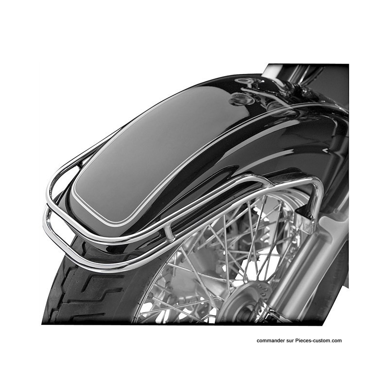 Enjoliveur garde boue chrome VT1100 Sabre