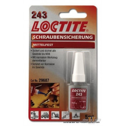 Loctite Threadlocker 243