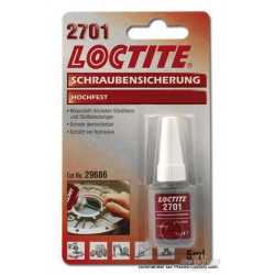 Loctite Threadlocker 271 - 5 ml