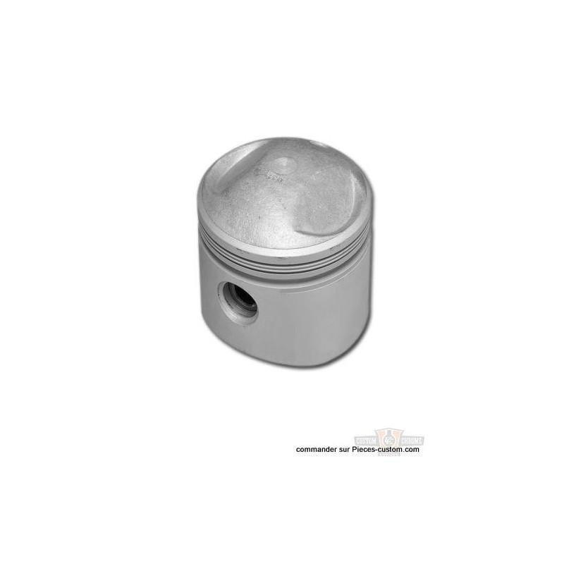 "Piston cote .020"" Big Twin 1340CC 8.5:1"