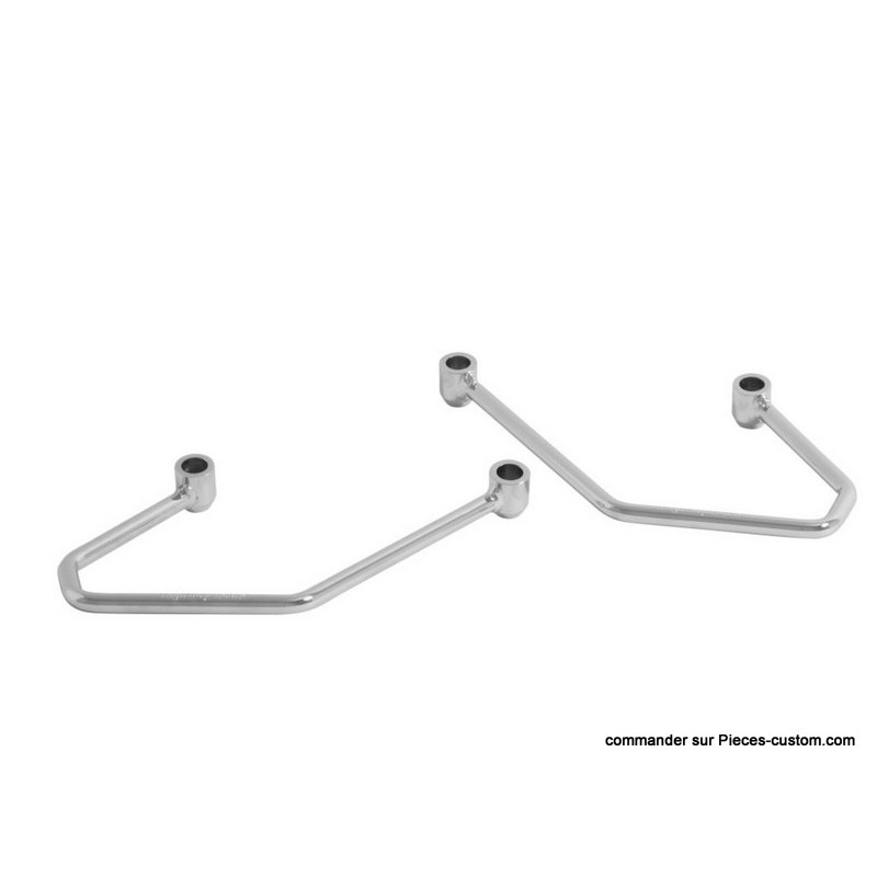 Supports de sacoches Softail 06-17