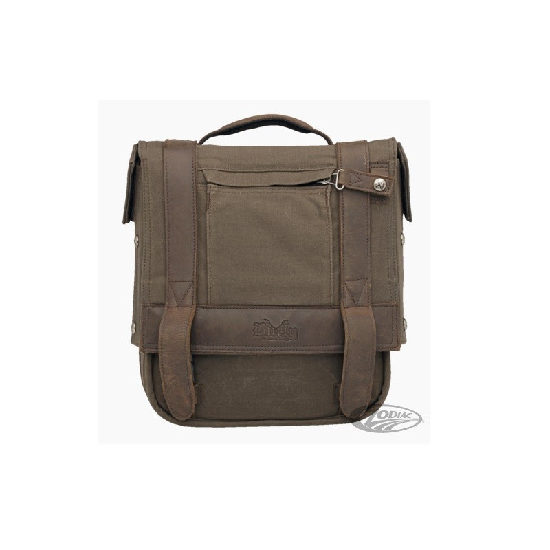 Sacoche simple Burly Brand Voyager
