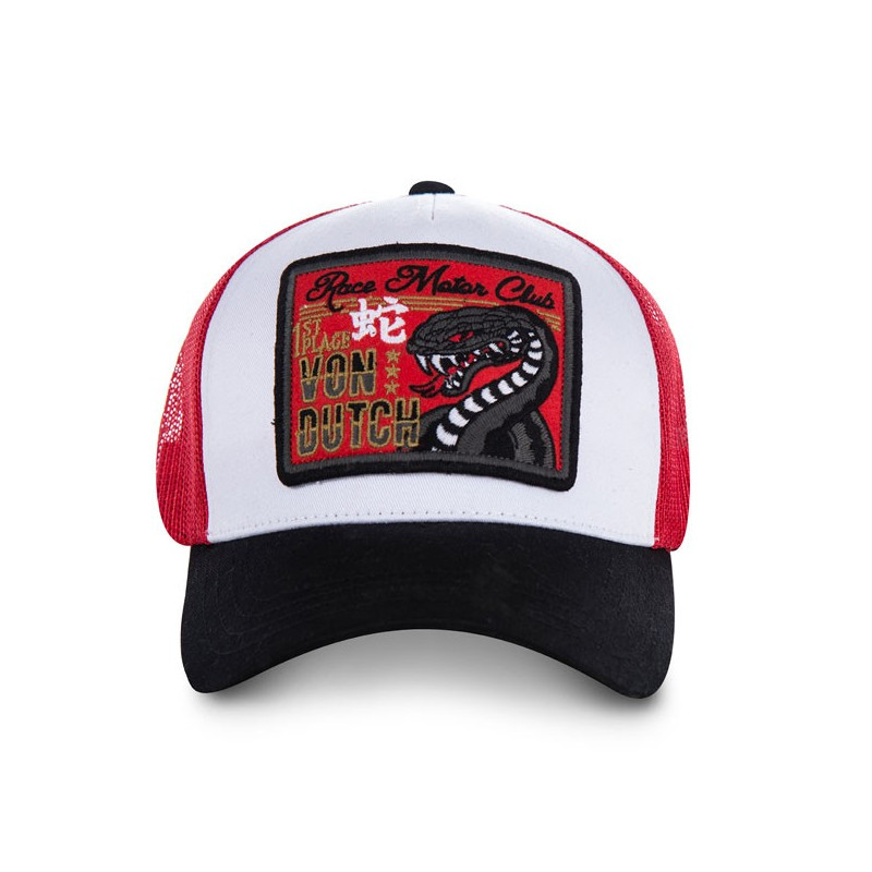 Casquette Baseball Von Dutch Snake
