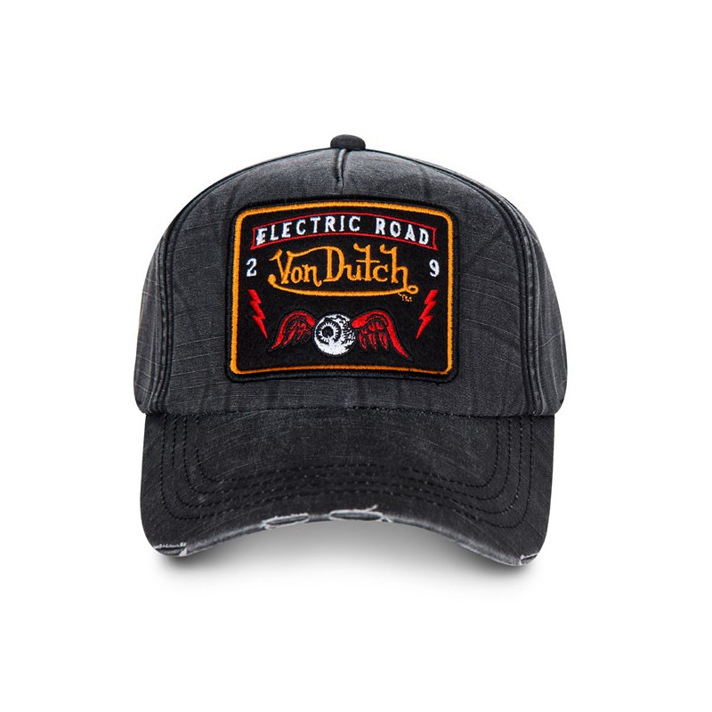 Casquette Baseball Von Dutch Jack