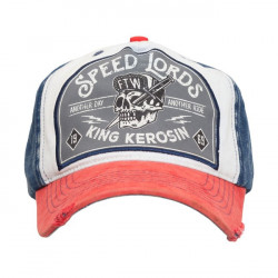 Casquette Trucker King Kerosin Speed Lords
