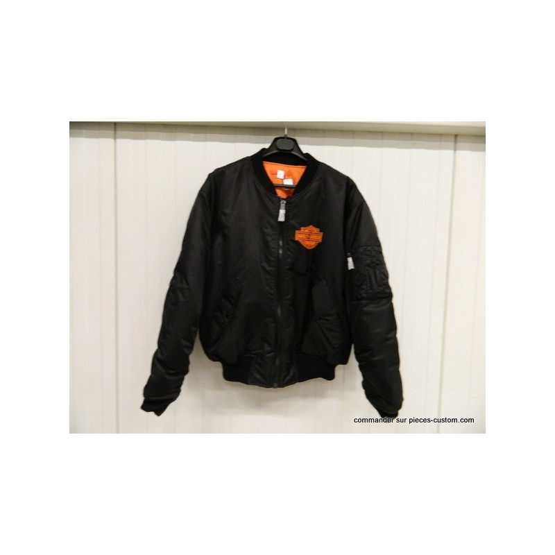 Blouson Bombers type harley Taille S