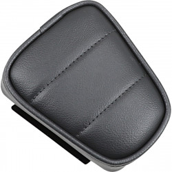 Pouf stitched pour sissy bar tube rond